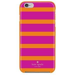 Kate Spade iPhone 6 Plus Stripe Hard Shell Case